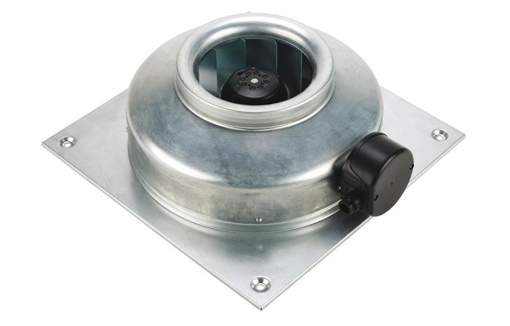Канальный вентилятор VENT V 200L