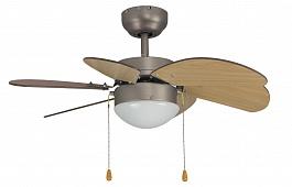 Люстра вентилятор Smart 76 (72076DFN)